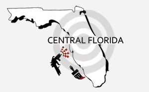 Central Florida Texture & Painting service Area